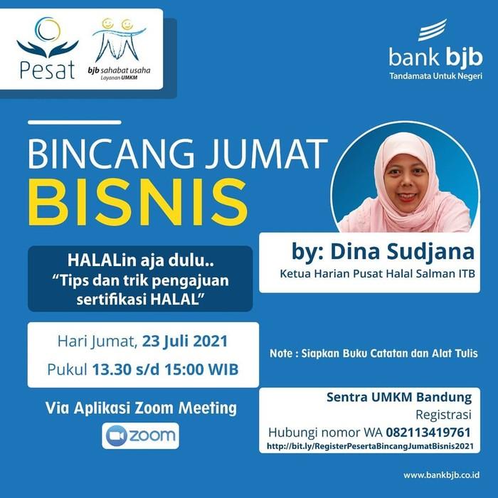 Webinar bank bjb