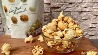 Nonton Film Sambil Ngemil Popcorn Rasa Karamel dan Keju