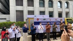 Bersama Pengusaha RI, Sido Muncul Bantu Warga Terdampak Pandemi