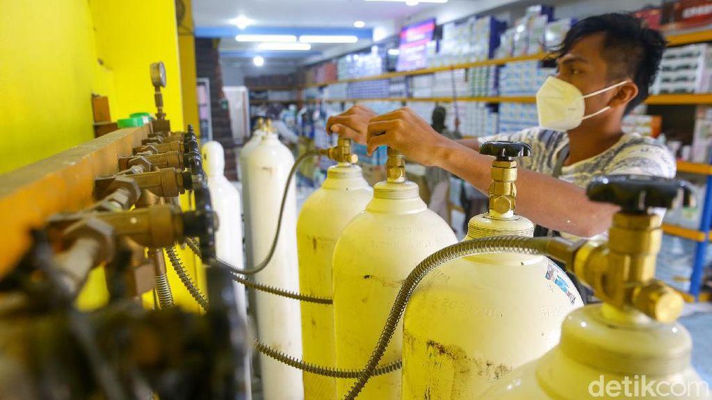 PLN Distribusikan 12 Ton Oksigen ke 5 RS di Jateng & DIY