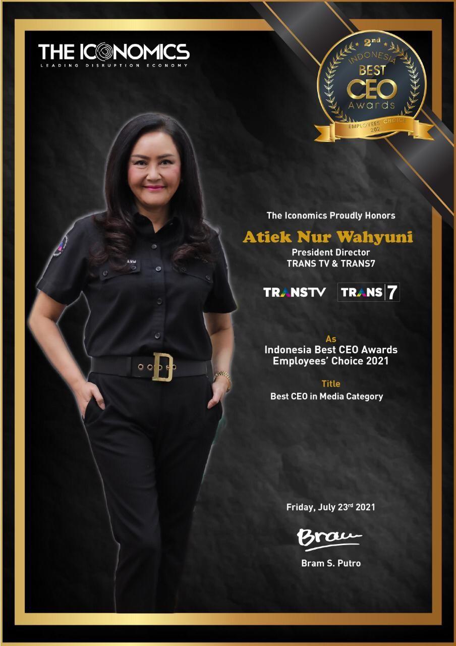 Atiek Nur Wahyuni (Dok Istimewa)