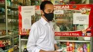 PPKM Level 4 Dilanjutkan, Jokowi Minta Vitamin-Suplemen Dibagikan Maksimal