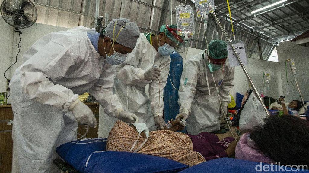 Epidemiolog Prediksi Puncak Kasus COVID-19 RI Terjadi di Agustus