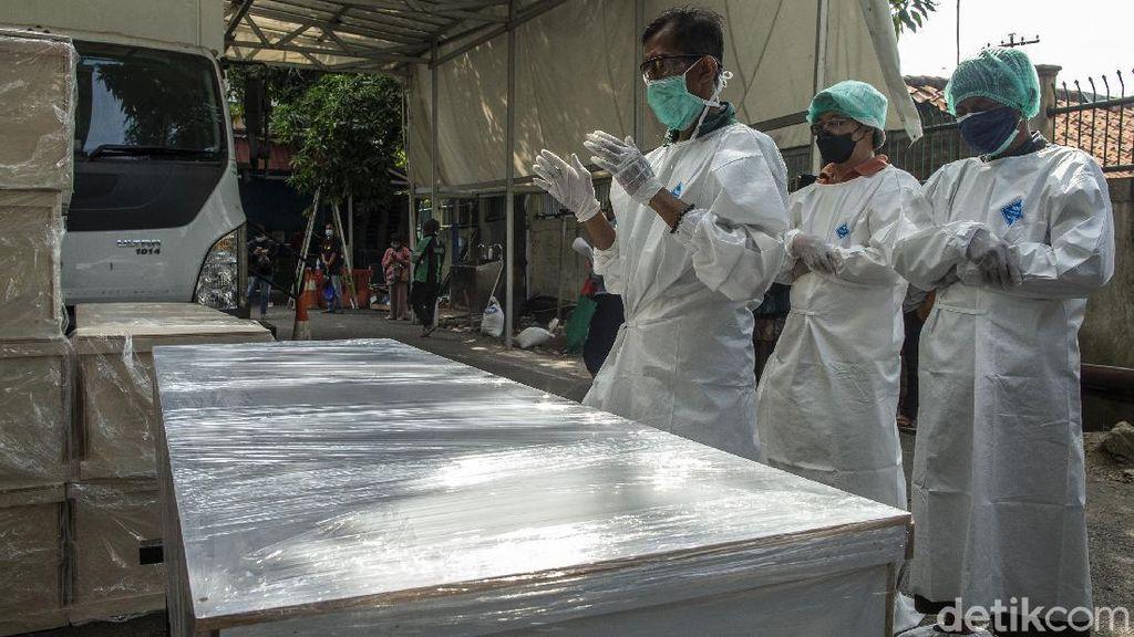 Kabar Duka, Sudah Lebih 82 Ribu Warga Indonesia yang Meninggal karena COVID-19