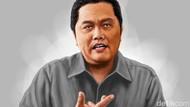 Erick Thohir Rayu Ilmuwan Vaksin AstraZeneca Asal RI Agar PulangKampung