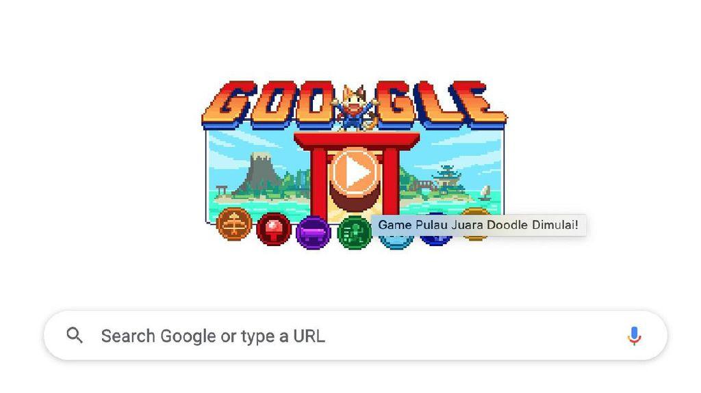 Sambut Olimpiade Tokyo, Ada Game Seru Dari Google Nih!