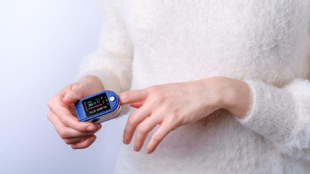 Dokter di Malang Pinjamkan Oximeter Gratis untuk Pasien Isoman