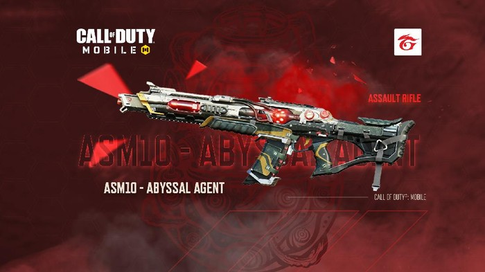 Ini Tampilan Terbaru ASM10 Legendary di Call of Duty: Mobile
