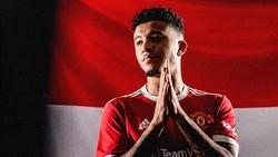 Resmi! Jadon Sancho Jadi Pemain Manchester United