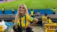 Maaf ya Neymar, Model Seksi Ini Lebih Pilih Militao