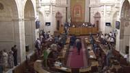Kehadiran Tikus Bikin Heboh Rapat Parlemen di Spanyol