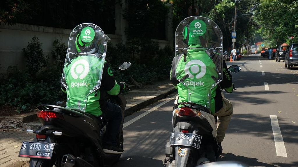 Logonya Dicatut Seruan Demo, Gojek Imbau Mitra Tak Terprovokasi