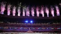 Olimpiade Tokyo 2020 Resmi Dibuka