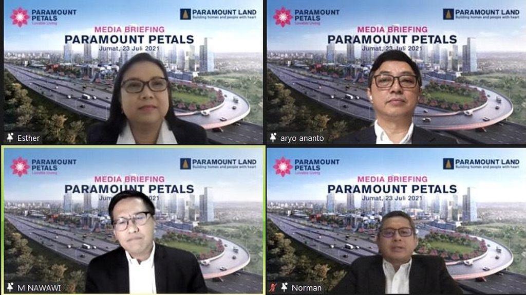 Berdiri di Barat Jakarta, Ini 6 Keunggulan Paramount Petals