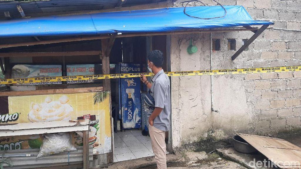 Ibu Penjual Kopi di Bogor Tewas Dibacok, Anak Gadisnya Luka-luka