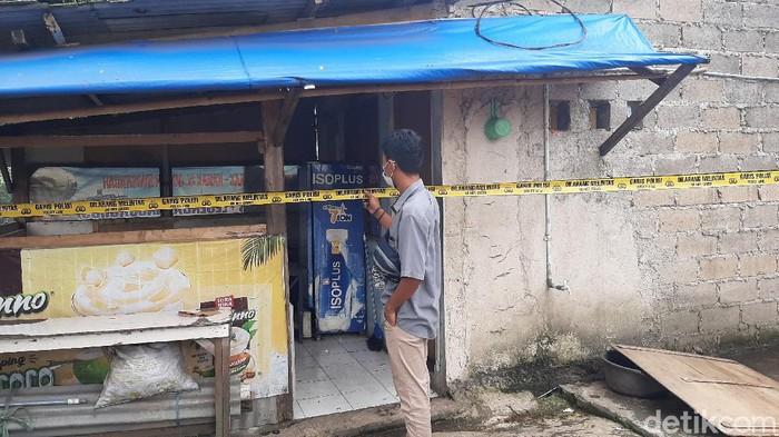 Seorang ibu pemilik warung kopi di Bogor tewas dibacok