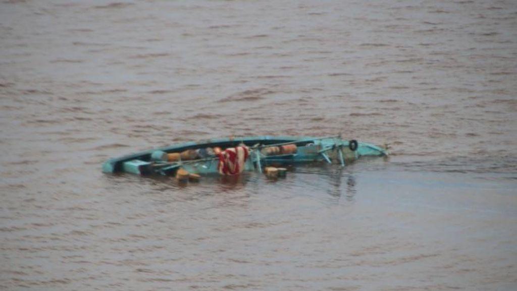 Hari Terakhir, SAR Berjuang Cari 31 Nelayan Kalbar Hilang di Laut Natuna