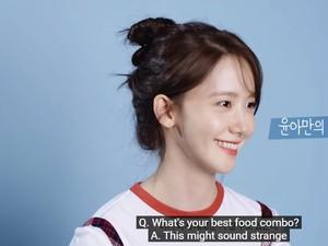 Yoona SNSD Ungkap Suka Makan Apel dan Selai Kacang, Gimana Rasanya?