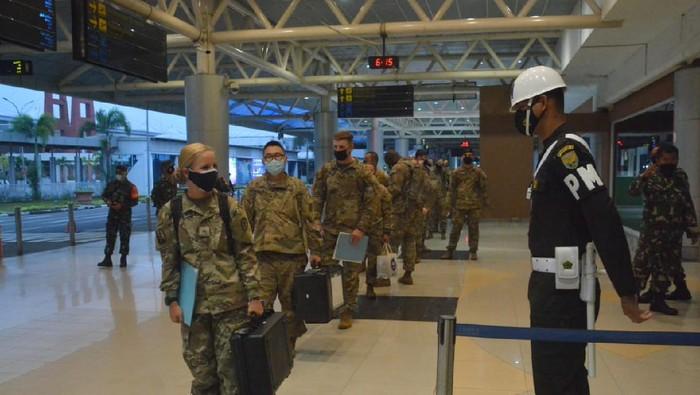 330 Tentara AS tiba di Palembang