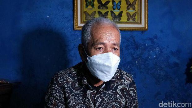 Anggota DPRD Pangkep, Amiruddin (Ibnu Munsir/detikcom)