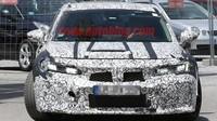 Generasi Penerus Honda Civic Type R Muncul Lagi, Grill-nya Lebih Sipit
