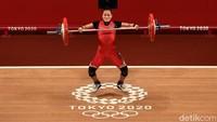 Profil Windy Cantika, Penyumbang Medali Pertama RI di Olimpiade Tokyo 2020