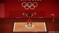 Windy Cantika Raih Medali Pertama Indonesia di Olimpiade Tokyo