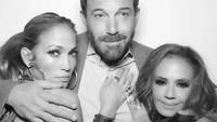 Jennifer Lopez Bersyukur Diberi Kesempatan Kedua Balikan dengan Ben Affleck