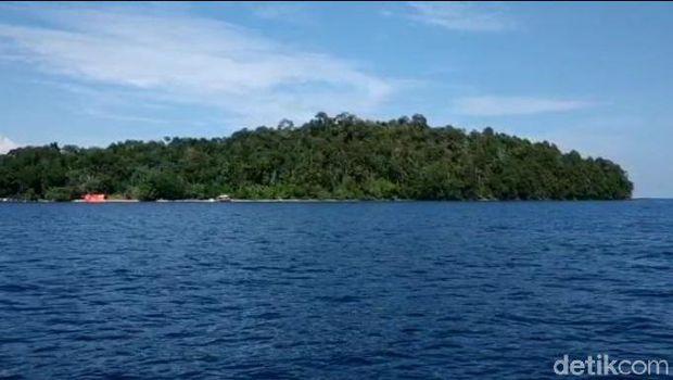 Kenalkan Objek Wisata Pulau Bulu Polo'e Bupati Lutim Harap Bisa Dikelola Pemda.