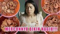 Makin Cantik! Angel Karamoy Paling Suka Makan Mercon hingga Samyang