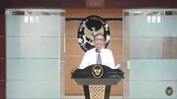 Mahfud Md Singgung Kontroversi COVID Tentara Allah-Konspirasi Global