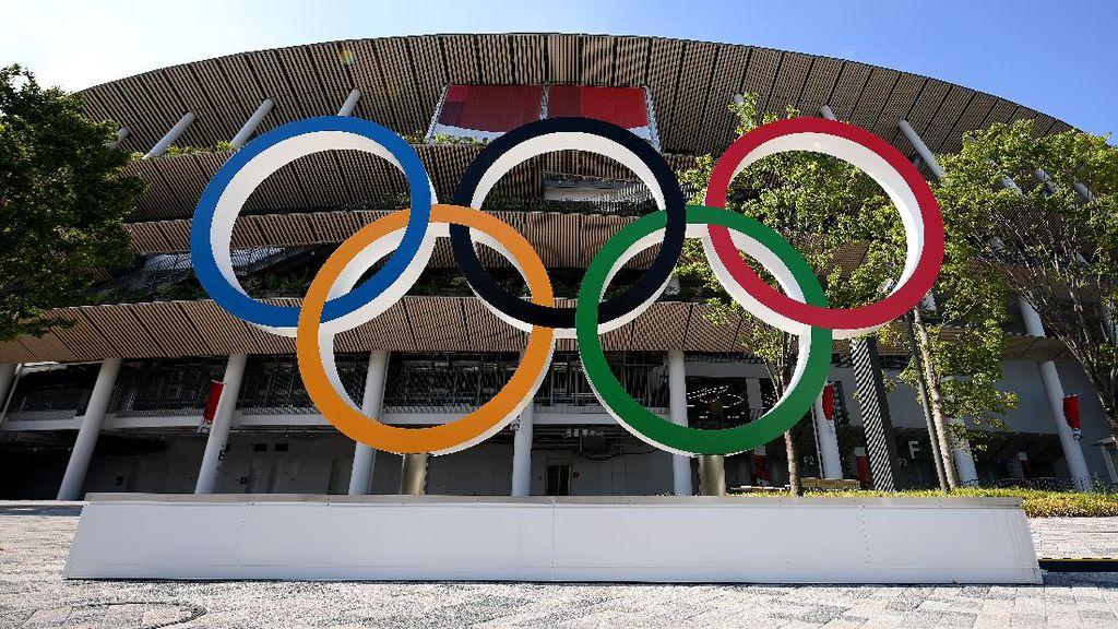 Badai Nepartak Mengancam Tokyo, Final Dayung Olimpiade 2020 Diundur
