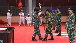 Panglima TNI Pimpin Sertijab Komandan Puspom-Kapusdalops