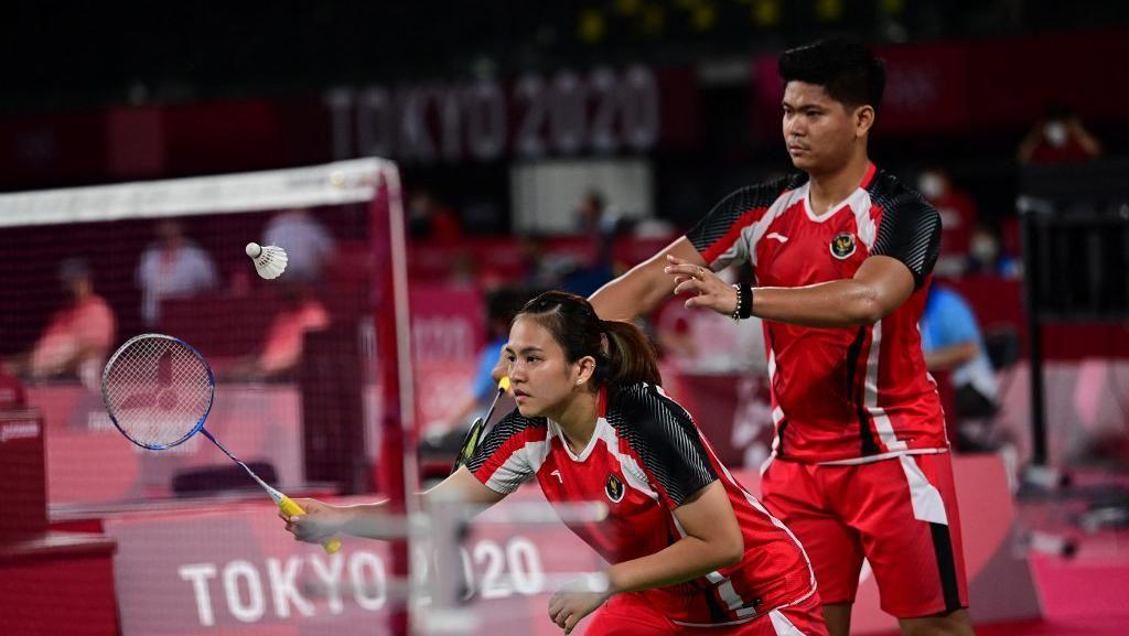 Praveen/Melati Lolos ke Perempatfinal Sebagai Runner-up Grup C