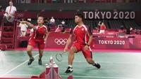 Praveen/Melati Masih Tegang di Laga Perdana Olimpiade Tokyo 2020