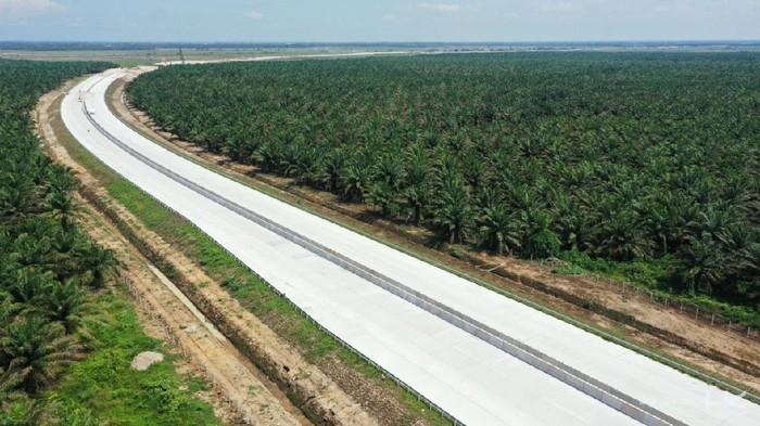 Proyek tol Binjai-Langsa