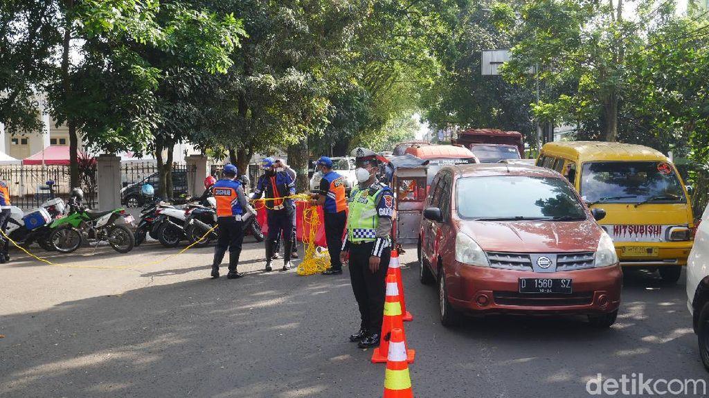 Mulai Hari Ini, Sejumlah Ruas Jalan di Cimahi Direkayasa