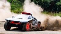 Mobil Listrik Audi Turun Balap Dakar, Ngebut Juga Bro!