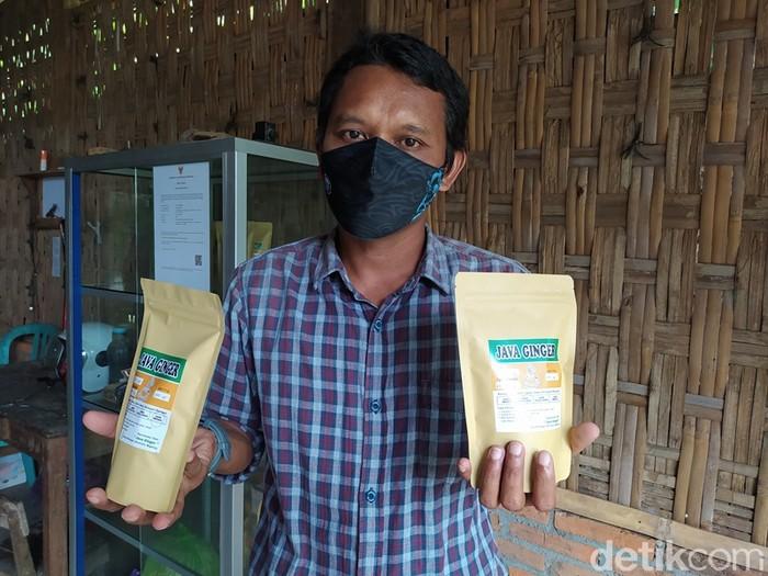 Saat Pandemi, Penjualan Jahe Seduh Borobudur Naik Dua Kali Lipat