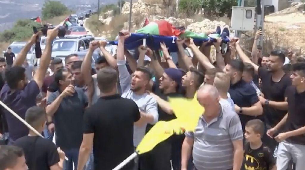 Seorang Remaja Palestina Ditembak Mati Tentara Israel