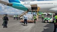 Bali Terima 173.200 Dosis Vaksin AstraZeneca dari Jepang