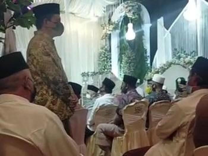 viral anggota dprd banyuwangi gelar hajatan
