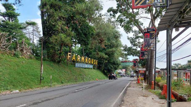 Wisata Lembang mati suri