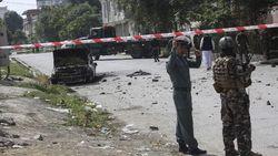 Ledakan Hebat Guncang Perumahan Menteri di Afghanistan