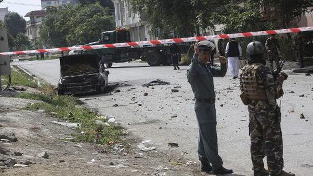 Afghanistan Memanas, 3 Provinsi Kritis Saat Bentrok Taliban-Militer
