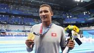 Kejutan, Perenang 18 Tahun Ini Raih Emas Olimpiade Tokyo 2020