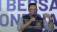 Gubernur Anies Sulit Terima Alasan Warga Tak Bisa Divaksin