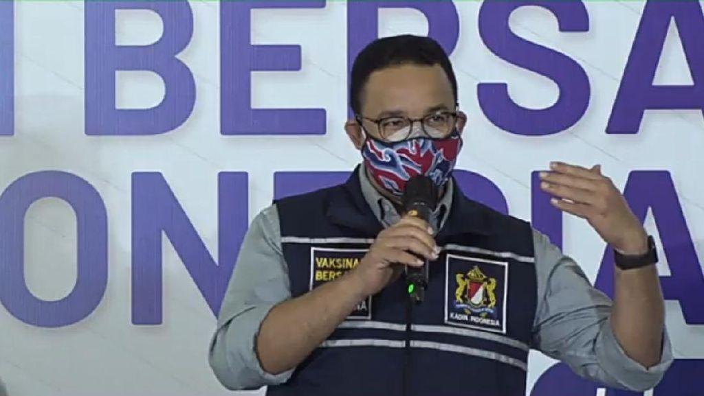 Anies Ingin Jakarta Punya Jaringan Energi Bersih, Begini Caranya
