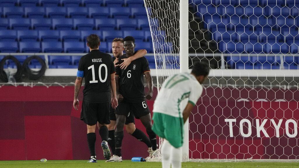 Hasil Arab Saudi Vs Jerman di Olimipiade 2020: Nationalelf Menang 3-2