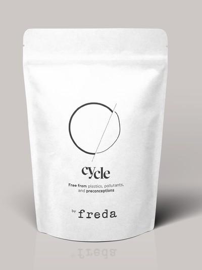 Cycle by Freda, pembalut yang tak pandang gender.